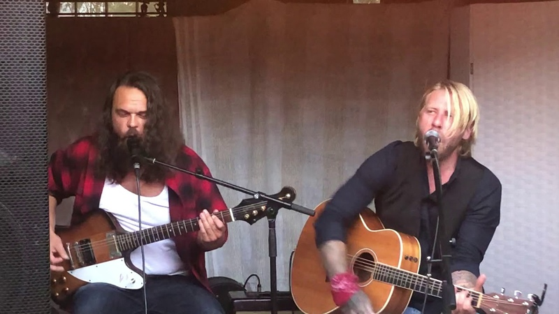 Jay Smith Ghosts of Mississippi LIVE with Mattias Tell Cover by The Steeldrivers