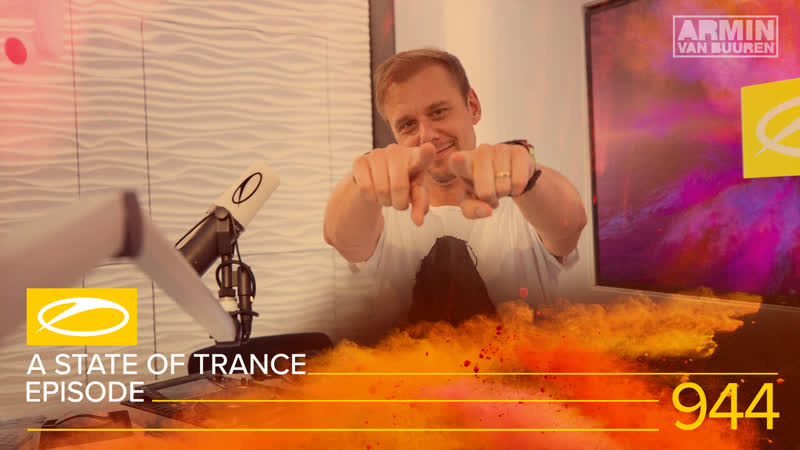The last regular show of 2019 with special guest The Thrillseekers ASOT944