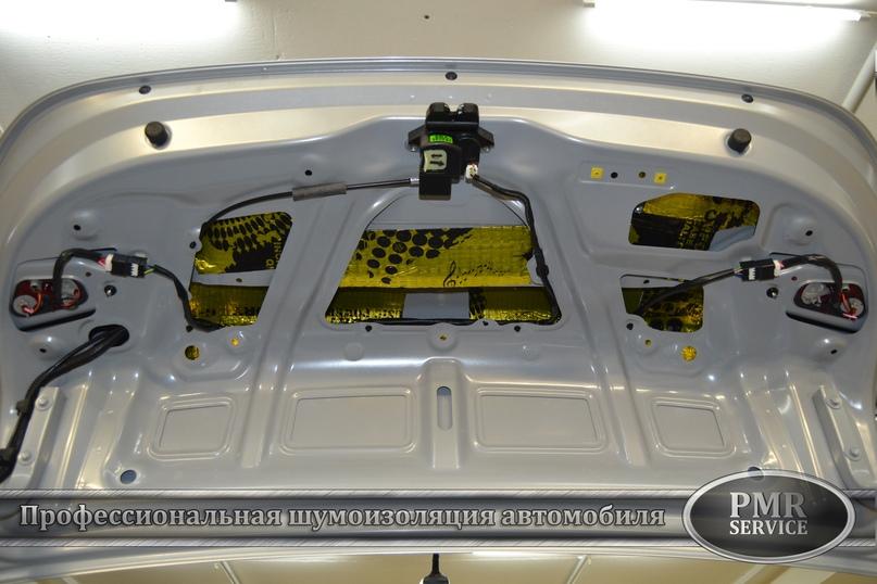 Шумоизоляция Hyundai Solaris, изображение №12