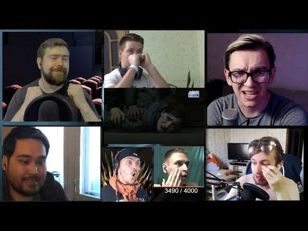 Реакция Русских на The Last Of Us Part 2 Трейлер