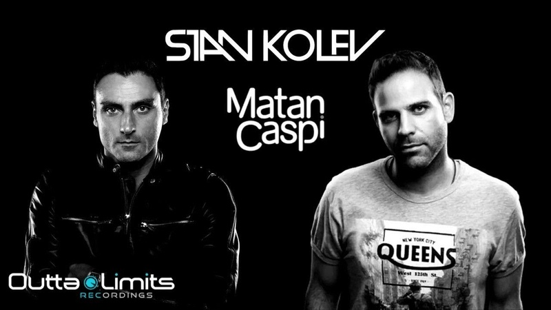 Stan Kolev 2020 with Matan Caspi @ Live Progressive House Melodic Techno Mix