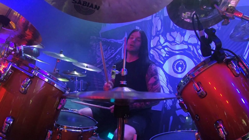 Daniel Erlandsson Arch Enemy The World is Yours