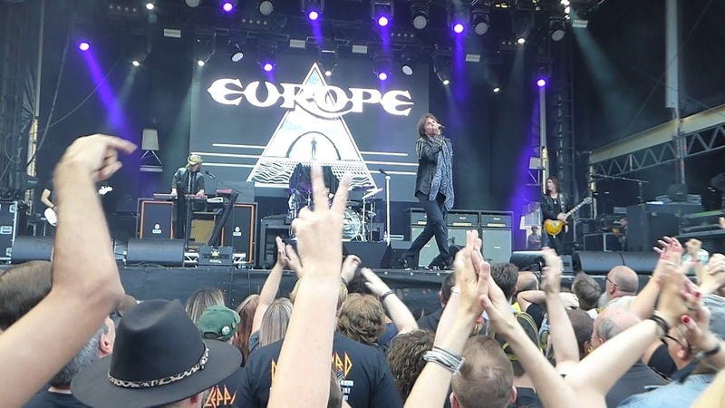 Europe - Superstitious - Zitadelle Spandau, Berlin, 02.07.2019