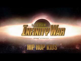 Тихомиров Иван vs Ега | 1/4 | HIP HOP KIDS