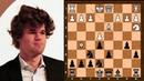 Resourceful and fighting exchange sacrifice Arkady Naiditsch vs Magnus Carlsen Sveshnikov
