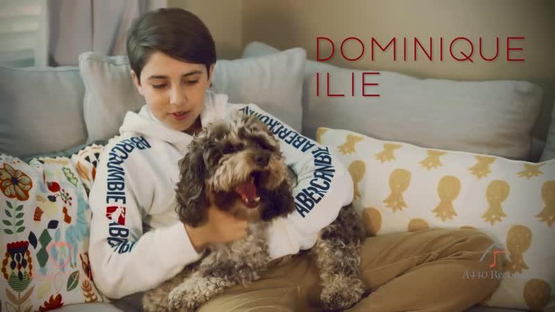 Dominique Ilie - Good Thing (Zedd Kehlani cover)