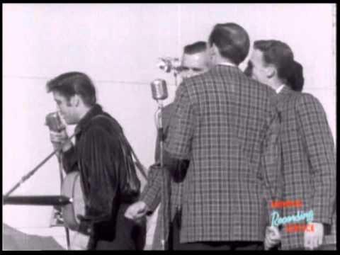 Elvis Presley Live 1956 Tupelo's Own Complete 6 Tracks 13 Minutes