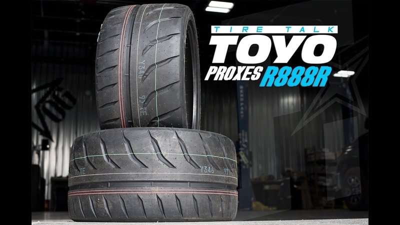Tire Review Toyo Proxes R888R