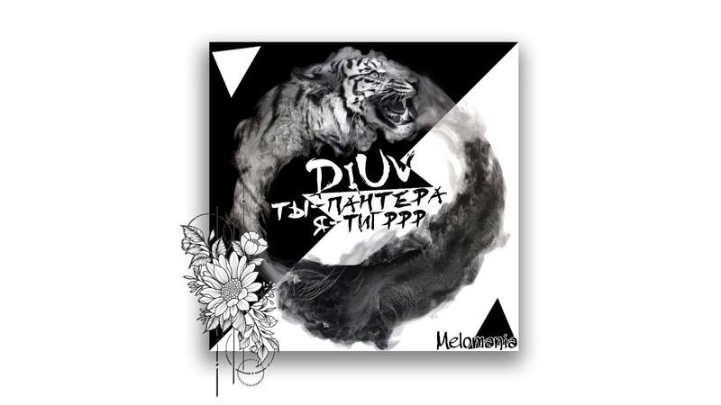 DiUv - Ты-пантера, я-тигррр (Премьера трека, 2020)