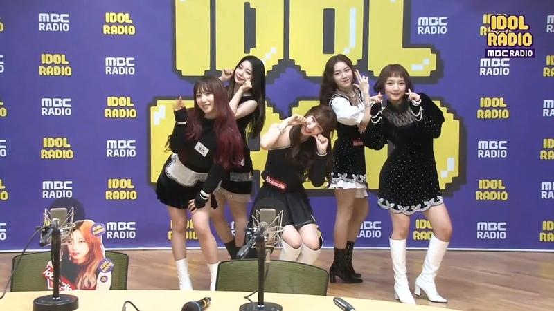 IDOL RADIO 로켓펀치의 ☆★메들리댄스★☆