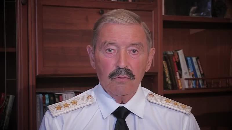 Поздравление генерал полковника Г И Шпак к 90 летию ВДВ