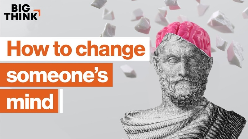 What stops people from changing their minds Jonah Berger Big Think