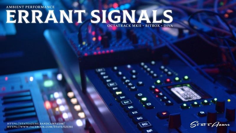 Errant Signals Ambient Performance Octatrack mkII Bitbox