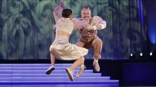 Nils Andren - Bianca Locatelli, SWE | Welttanz Gala Baden-Baden 2018 - Lindy Hop Show