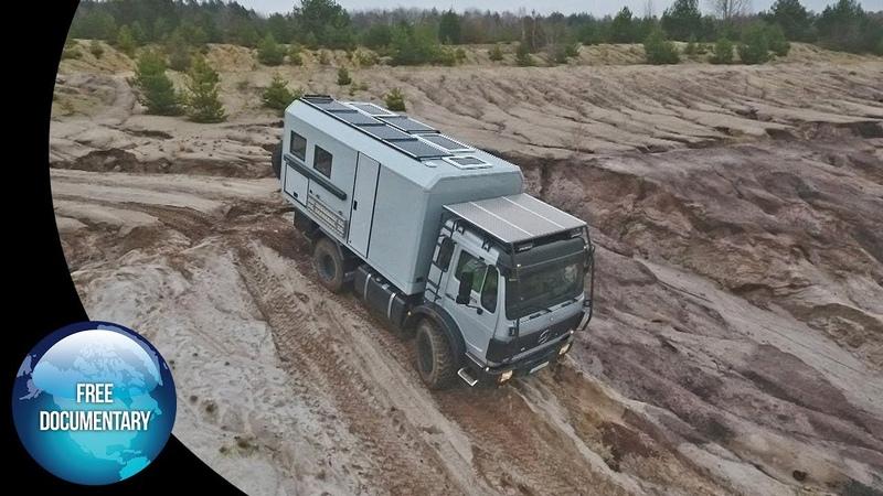 Exceptional Engineering - Offroad Caravan Monsters