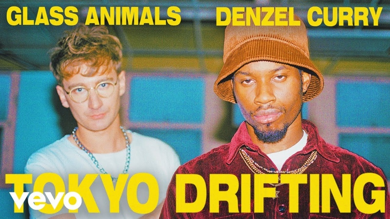 Glass Animals Denzel Curry Tokyo Drifting Official Video