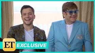 Rocketman: Elton John and Taron Egerton Full Interview (Exclusive)