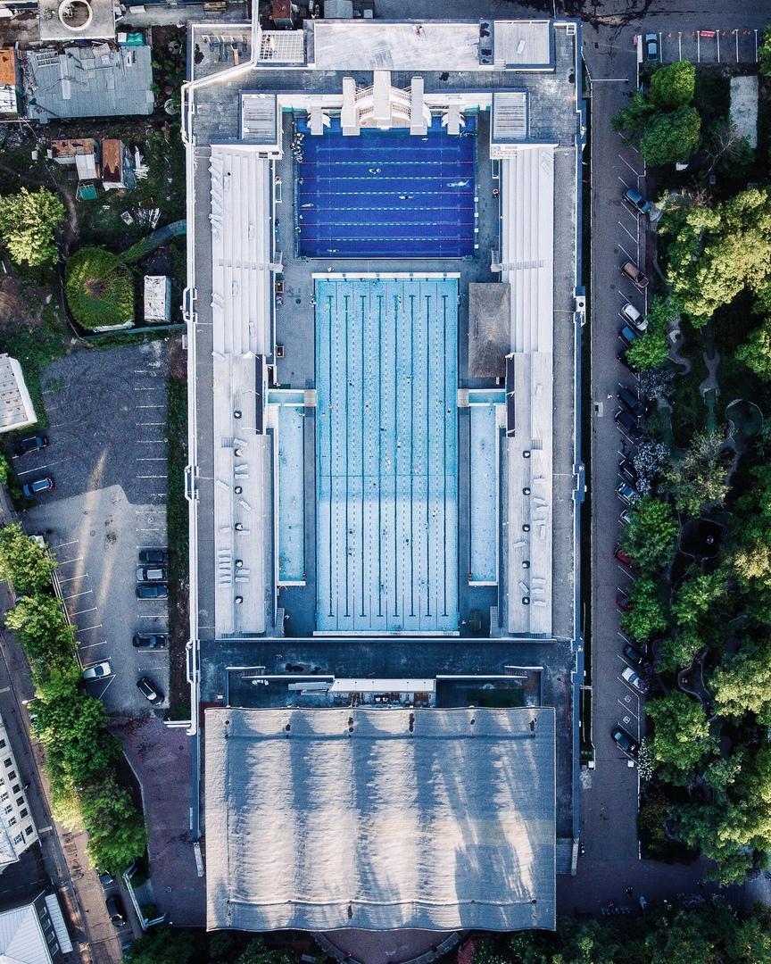 «Чайка» признана лучшим семейным бассейном Москвы