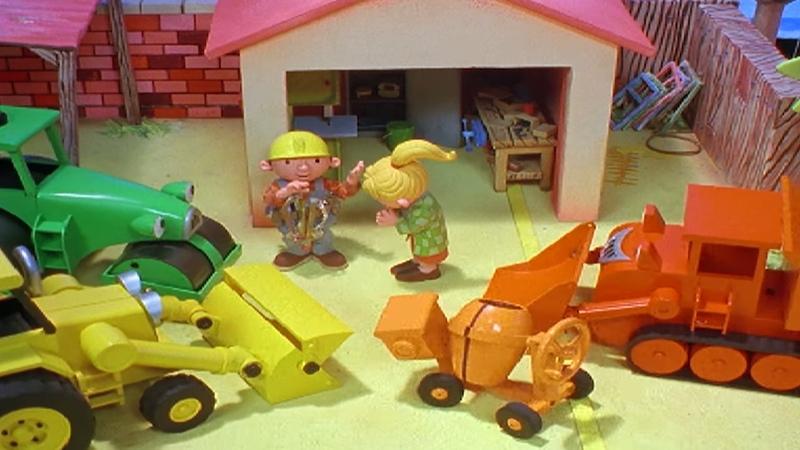 Bob the Builder Classics | Bob's Bugle | Season 1 Ep 7 | Mega Machines