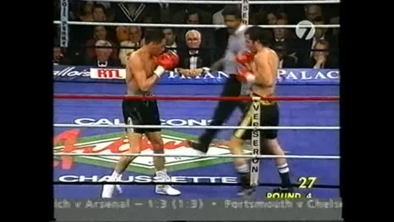 KOTV Classics Hill vs Tiozzo Rothmann vs Thompson Jirov vs Letterlough Nelson vs Sellers Mormeck vs Brown