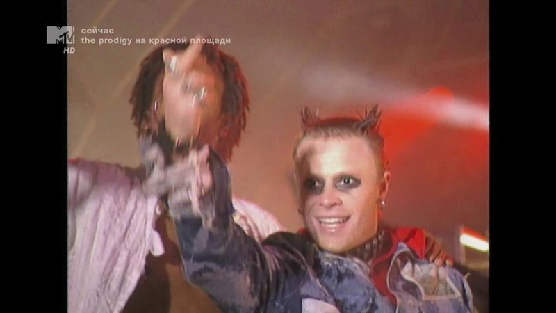The Prodigy Live at Red Square Moscow Remastered