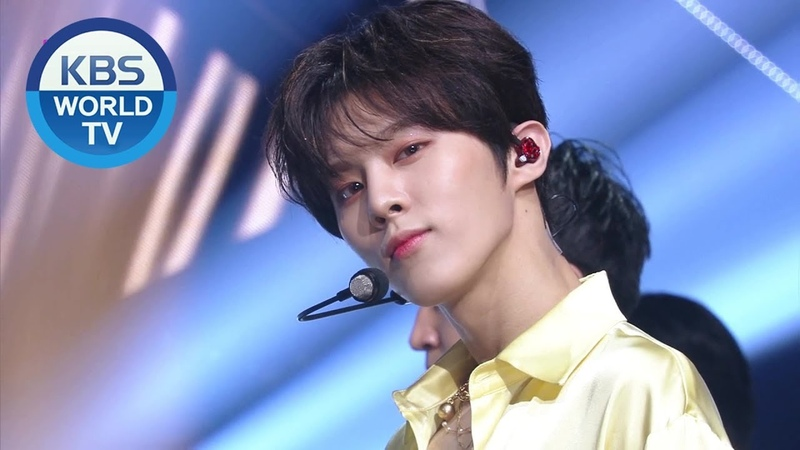 KIM WOO SEOK 김우석 Somebody Like You Music Bank 2020 05 29