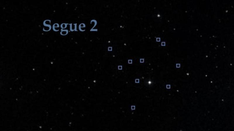 SEGUE-2 – самая маленькая галактика во Вселенной