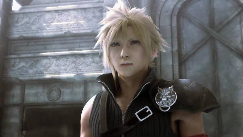 Final Fantasy Advent Children AMV Linkin Park New Divide
