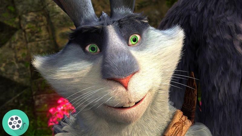 Лабиринт пасхального кролика Хранители снов 2012 год