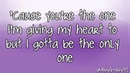 Big Time Rush ft Jordin Sparks Count On You with lyrics