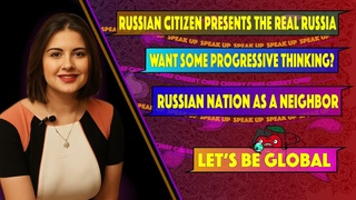Find out about Speak Up With CHERRY CHIEF! Stay UpToDate with the Russian nation!