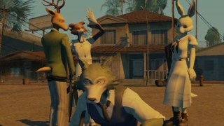 Grand Theft Beastars - Wild Side