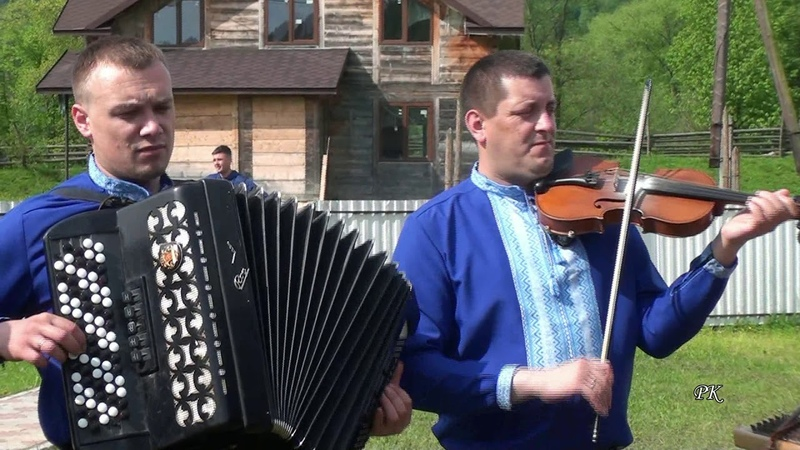 Музики На добридень Весілля Розтоки - Music For Goodness Wedding Roskotki