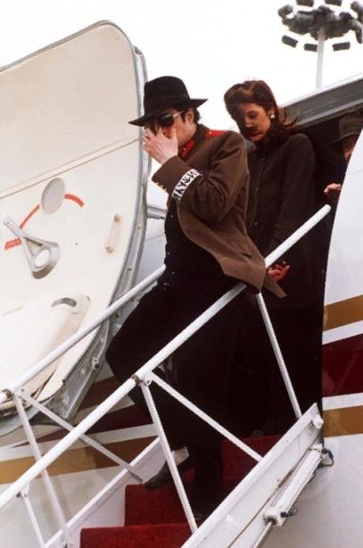 Дамы сердца Майкла Джексона. Лиза Мария Пресли. Часть 1., изображение №4