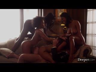Demi Sutra, Ana Foxxx, Scarlit Scandal, Nia Nacci (Taste) порно porno