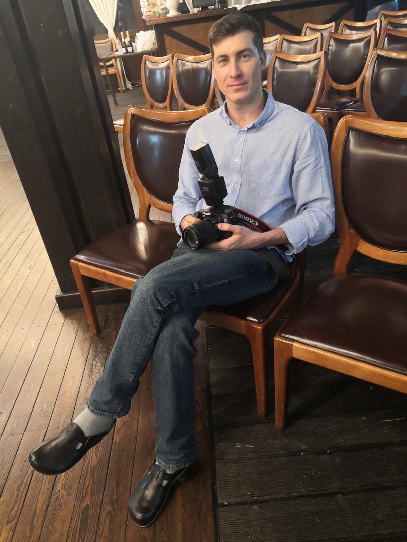 Фотограф и видеограф рассказал нам о своей работе и о Леон Сабо, изображение №1