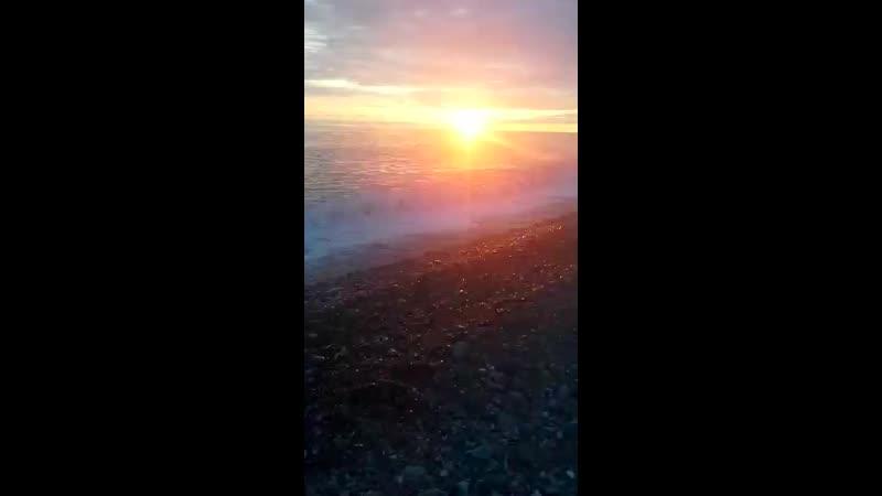Сочи. Адлер. Чёрное море