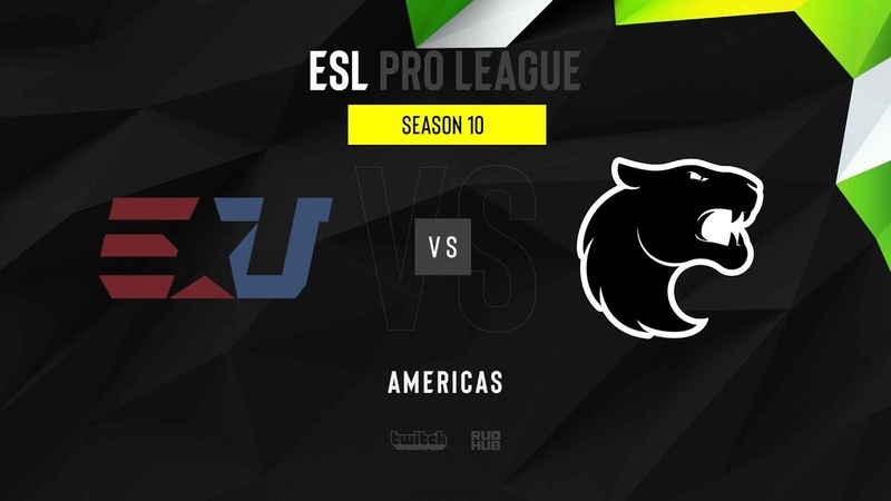 EUnited vs FURIA ESL Pro League S10 NA map2 de vertigo MintGod LINAZAVR