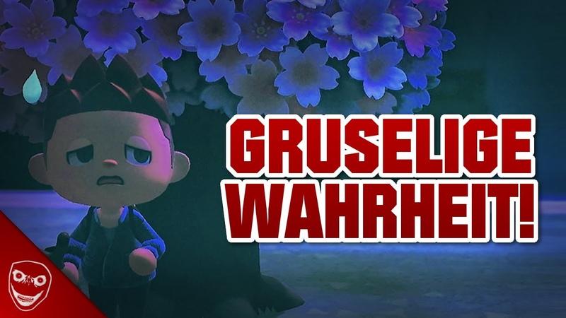 Die gruselige WAHRHEIT hinter Animal Crossing New Horizons