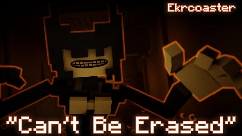 Can't Be Erased | BATIM Minecraft Music Video (JTMusic)