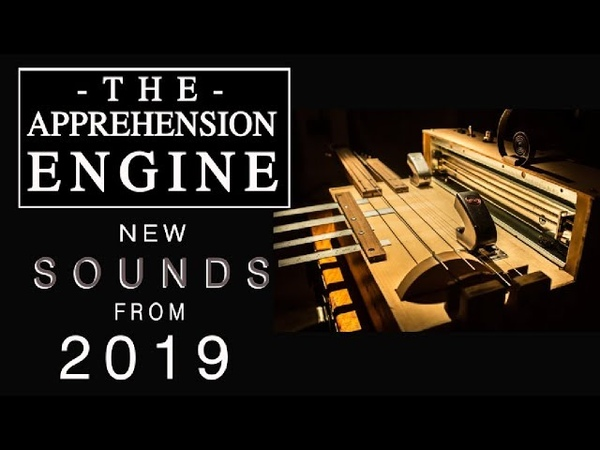 The Apprehension Engine - Horror sounds for 2019
