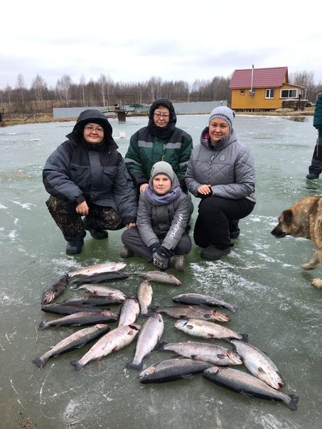 Платная рыбалка в переславле - залесском