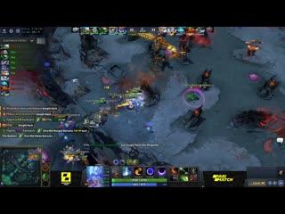 Flytomoon vs team spirit, game 1