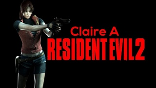 Resident Evil 2 Claire Redfield part 3