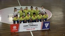 Brasil 13x0 Equador - Copa América de Futsal Feminino 17 12 2019