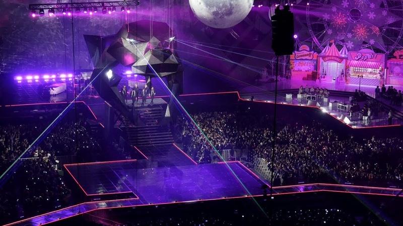 BTS 디오니소스 dionysus 무대 전체 직캠 stage fullshot fancam feat 아미 ARMY
