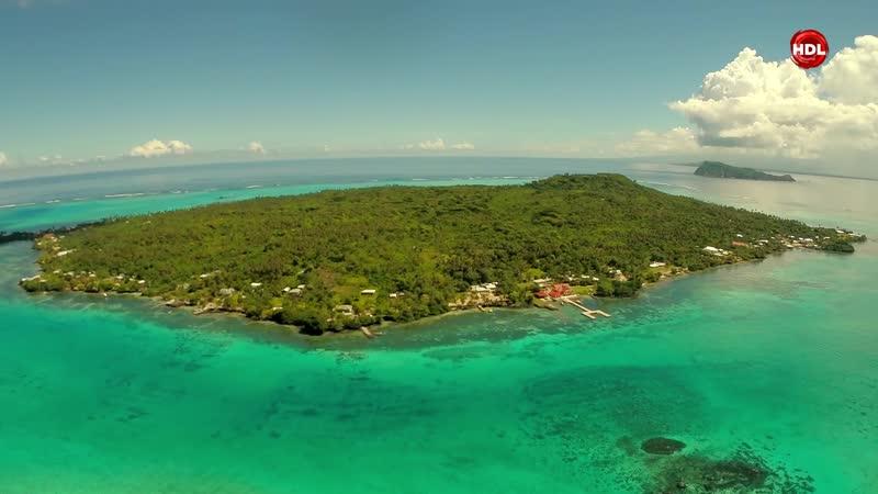 Страны Тихого океана 9 Южные моря
