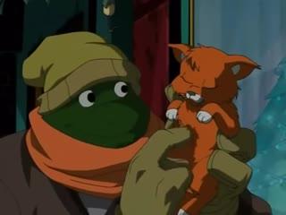 Teenage Mutant Ninja Turtles Season 3   The Christmas Aliens