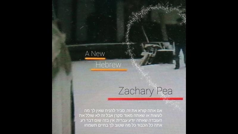 Zachary Pea Bar Mitsevavh