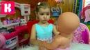 Кукла Беби Борн и одежда с обувью / купаем куклу / Baby Born